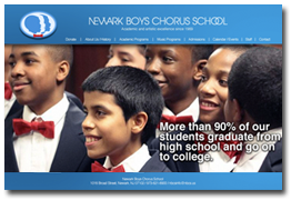 Newark Boys Choir